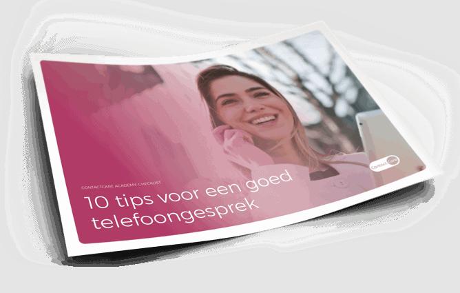 10 tips voor een goed telefoongesprek